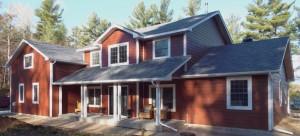 Ennis General Carpentry Ltd. – Bennett Lake Home