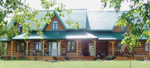 Code Construction – Log Home