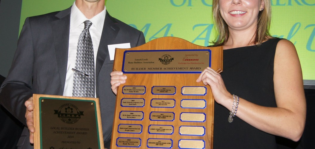 LLHBA Member Achievement Award