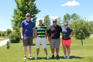 2015 LLHBA Arnold Carson Memorial Golf Day