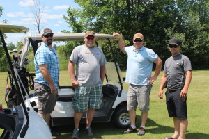 2016 ARNOLD CARSON MEMORIAL GOLF TOURNAMENT